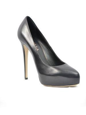 Туфли классические черные Le Silla