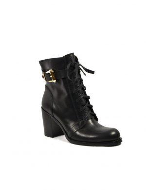 Ботинки Norma J. Baker на широком каблуке