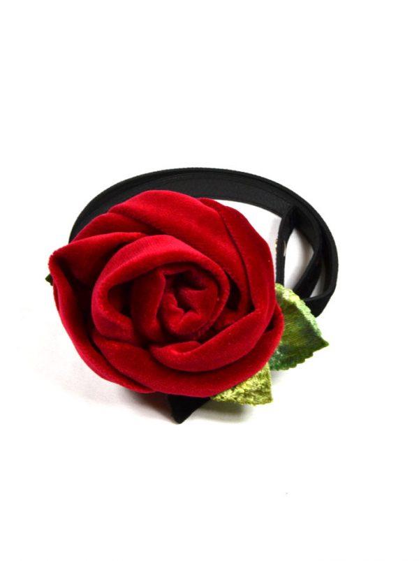 Пояс Red Valentino c розой