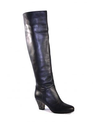 Сапоги Le Silla на металлическом каблуке