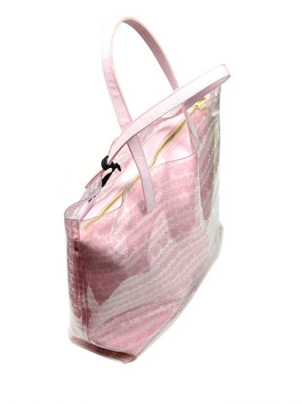 Сумка Red Valentino розовая