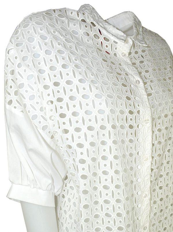 Рубашка Imperial кружевная с рукавами