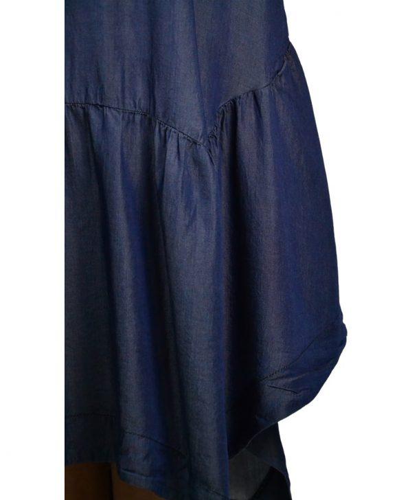 Сарафан Imperial джинсовый без рукавов