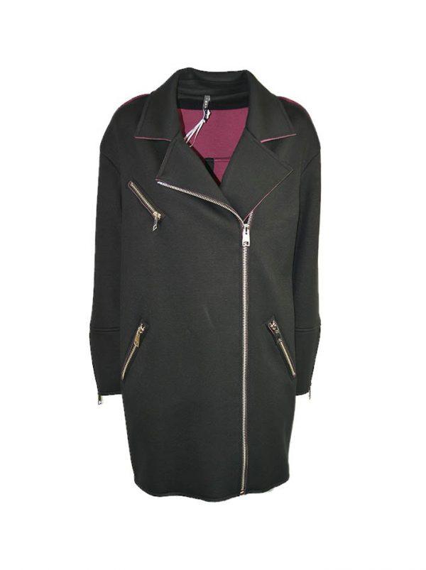 Пальто Imperial с металлическими замками