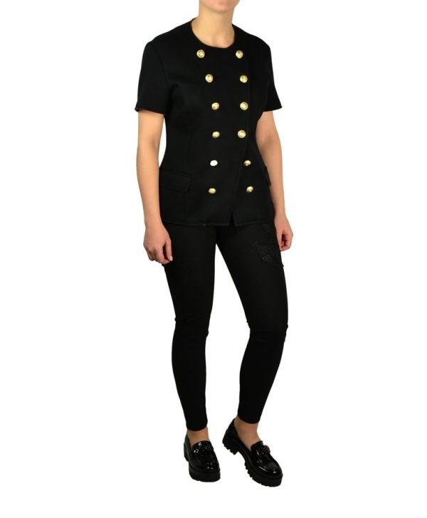Пиджак Imperial с короткими рукавами на золотых пуговицах