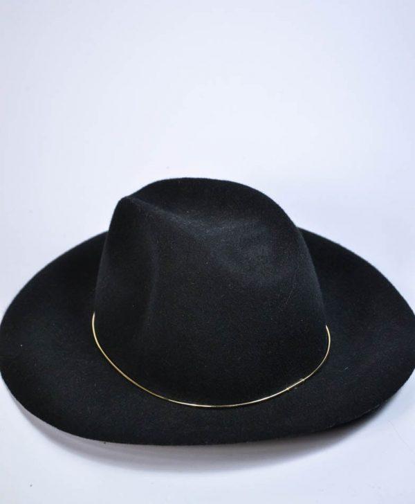 Шляпа Mondana черная