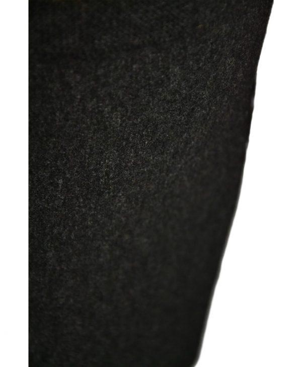 Юбка D. Exterior темно-серая трикотажная