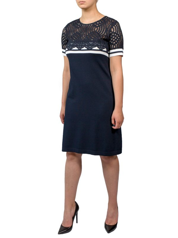 Платье D. Exterior синее