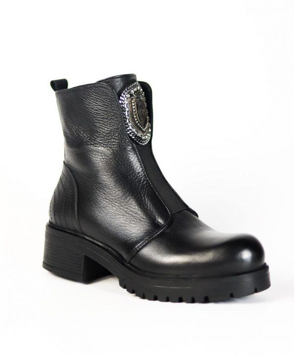 Ботинки Nila&Nila черного цвета