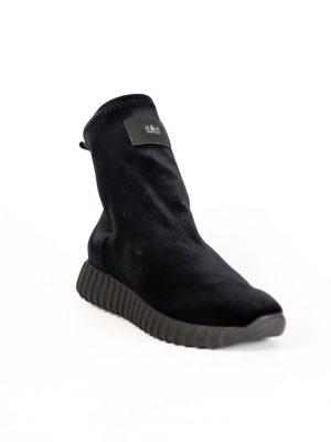 Кроссовки-носок Nila&Nila черного цвета