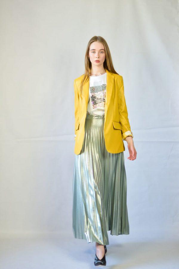Пиджак Imperial желтого оттенка
