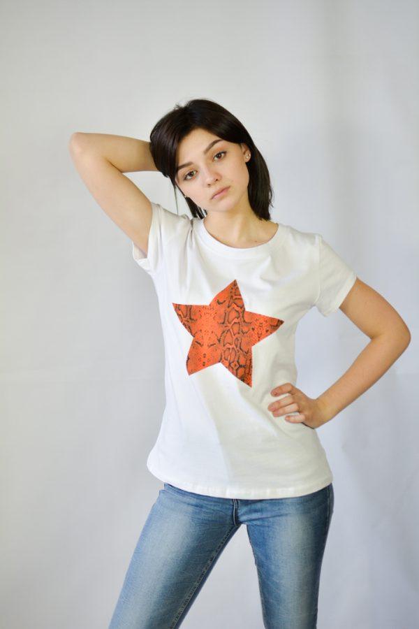 Футболка Melanera со звездой