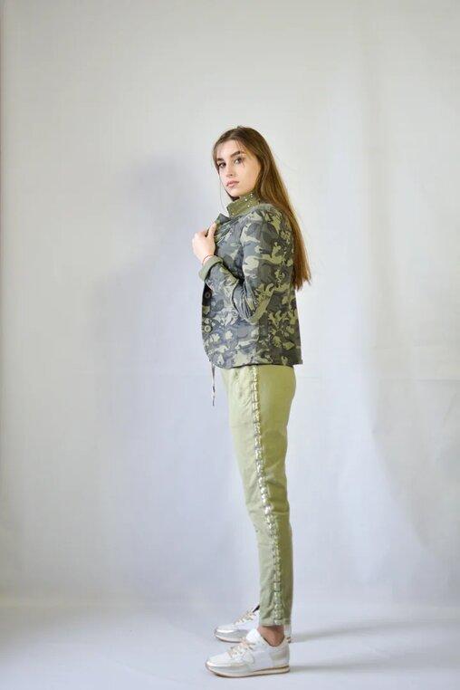 Пиджак Naiif принт хаски