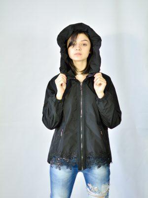 Куртка Rosa Shock черная