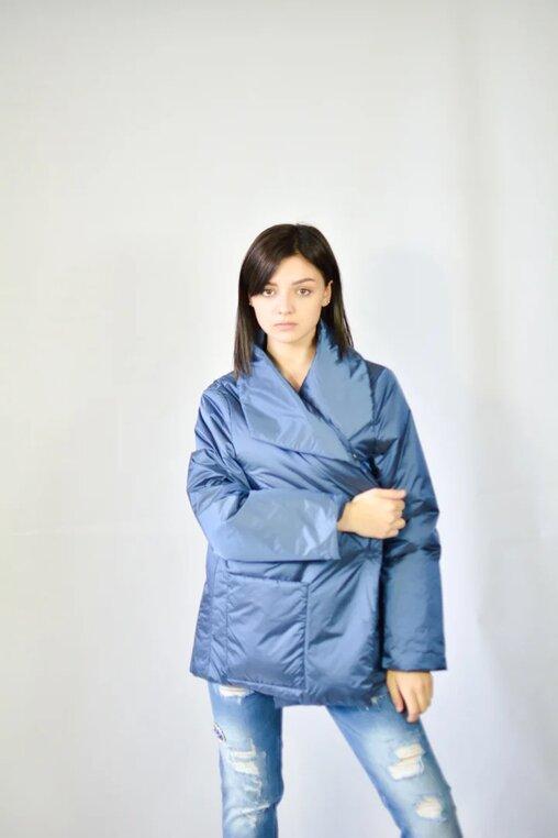 Куртка SFIZTO синяя