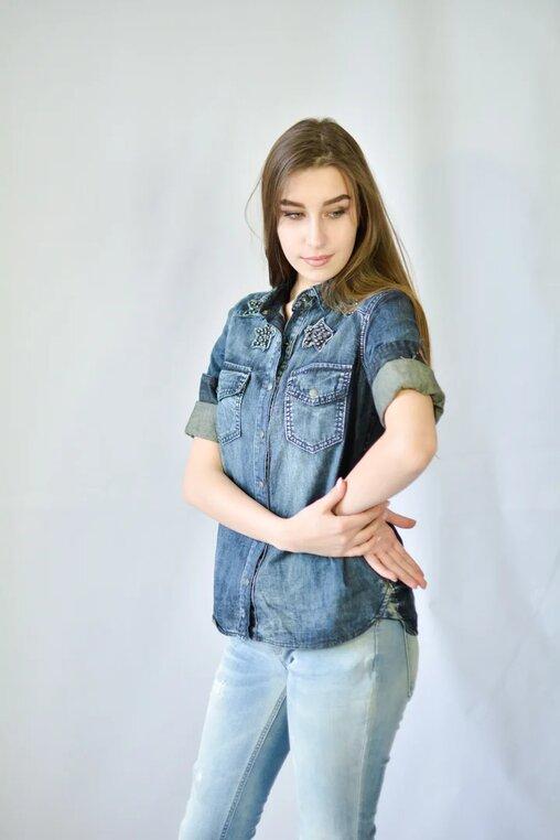 Куртка Denim джинсовая