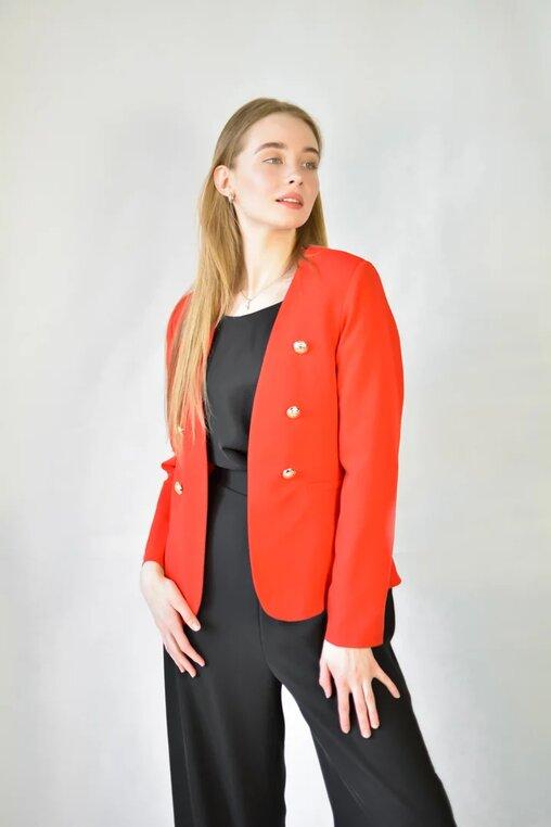 Пиджак Naiff Красный