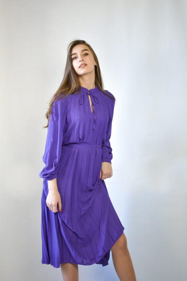 Платье Lumina фиолетовое