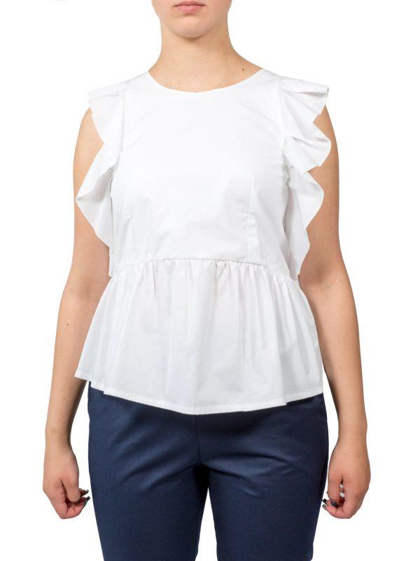 Блуза Beatrice с кружевной спиной