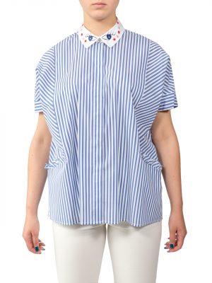 Рубашка SFIZIO в полоску