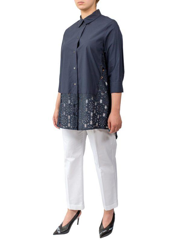 Рубашка Beatrice с гипюром 4378