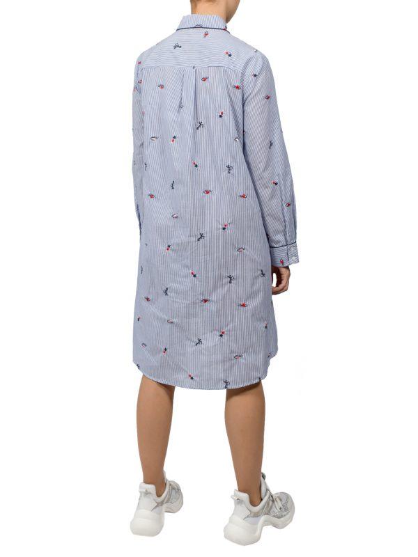 Платье Sfizio в полоску