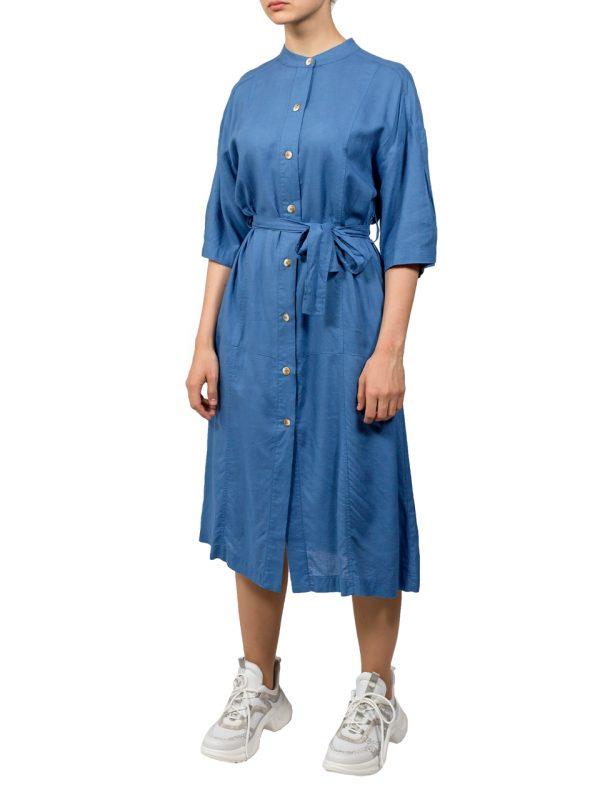 Платье Normcore синее