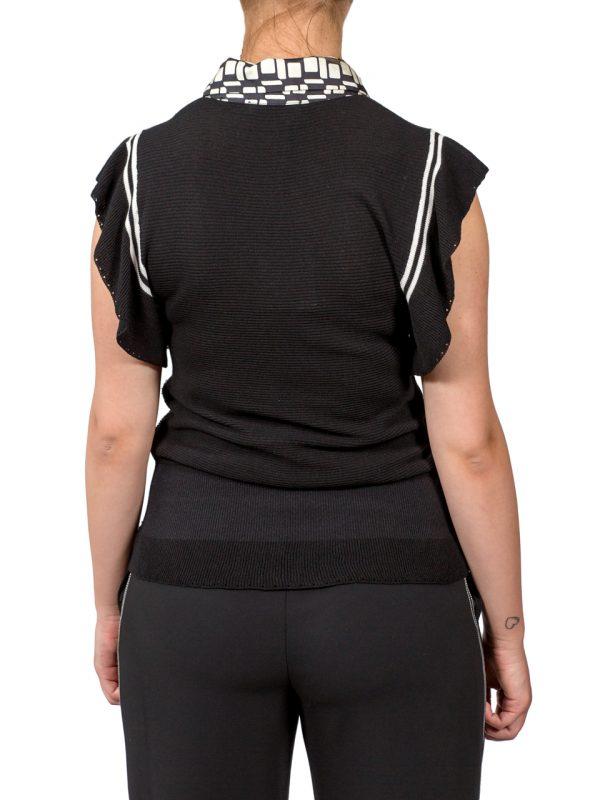 Блуза Beatrice черная