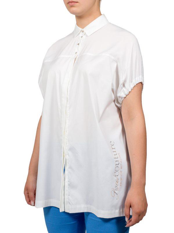 Рубашка VDP белая