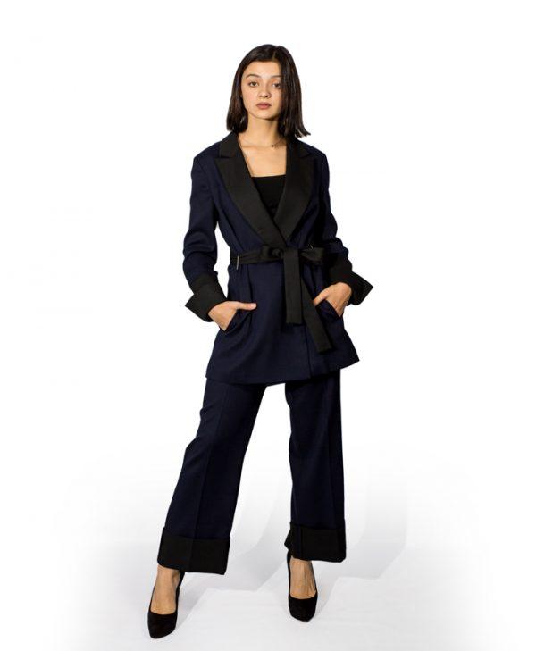 Пиджак Betarice b синий