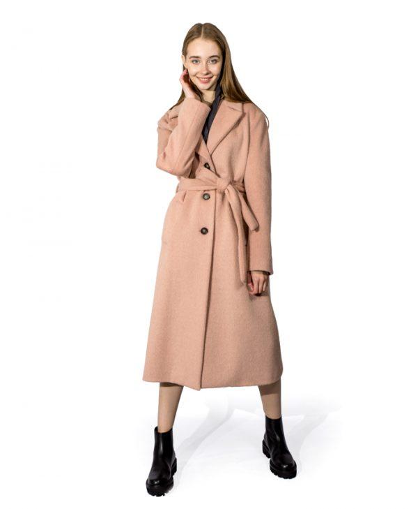 Пальто Imperial розовое