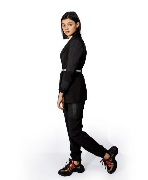Пиджак Imperial черный