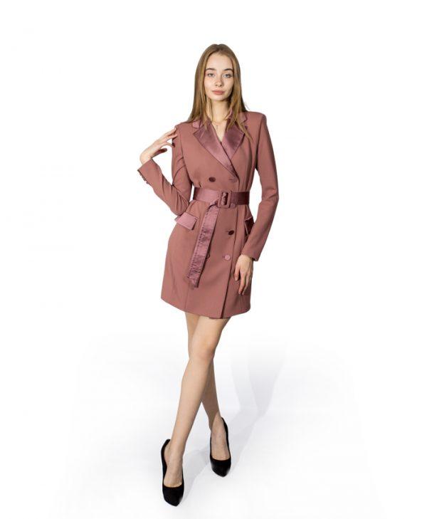 Платье Imperial розовое