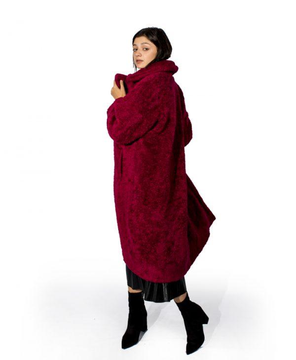 Пальто Imperial буклированное