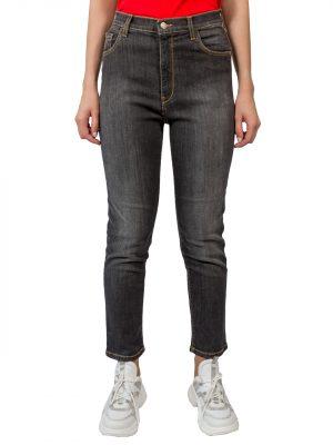 Джинсы Flare Jeans черные