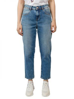Джинсы Flare Jeans синие