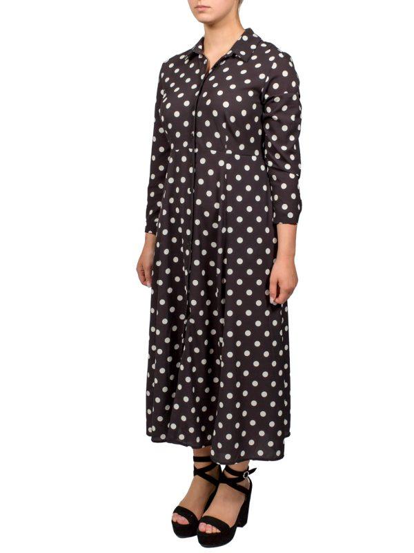 Платье Rinascimento в горошек