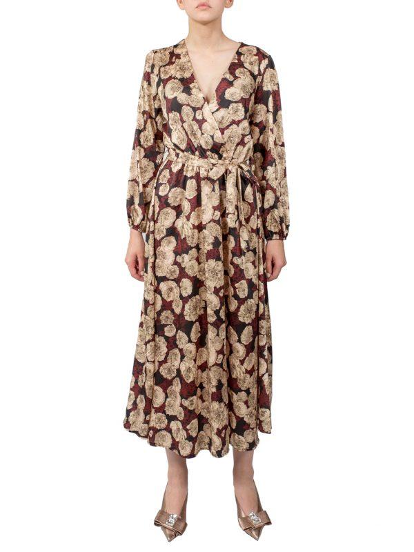 Платье Lumina с цветами