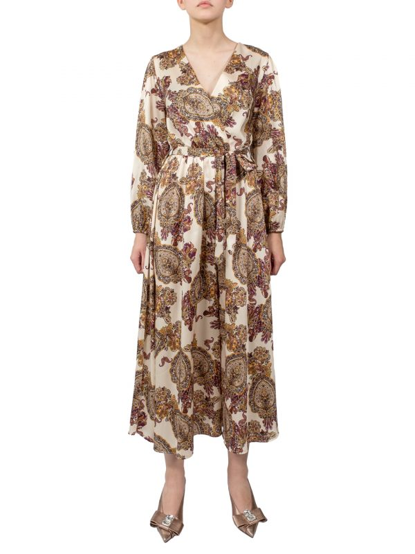 Платье Lumina с узорами