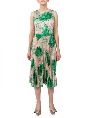 Платье Rinascimento плессированное