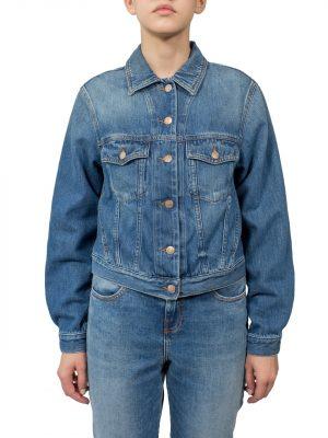 Куртка Flare Jeans джинсовая