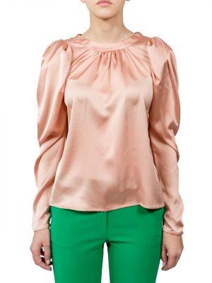 Блуза Rinascimento розовое золото
