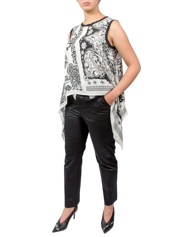 Блуза Beatrice с узорами