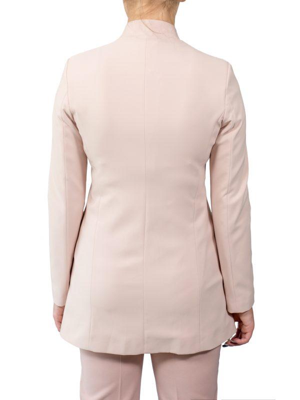 Пиджак Rinascimento пудровый