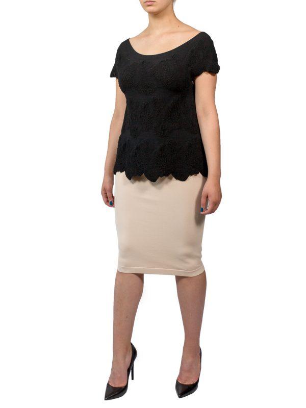 Блуза D. Exterior черная