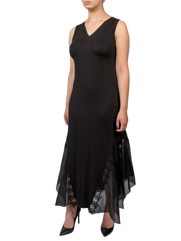 Платье D. Exterior черное
