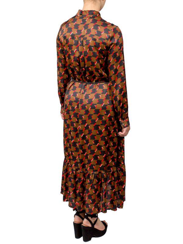 Платье Sfizio из вискозы