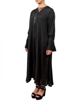 Платье Beatrice черное