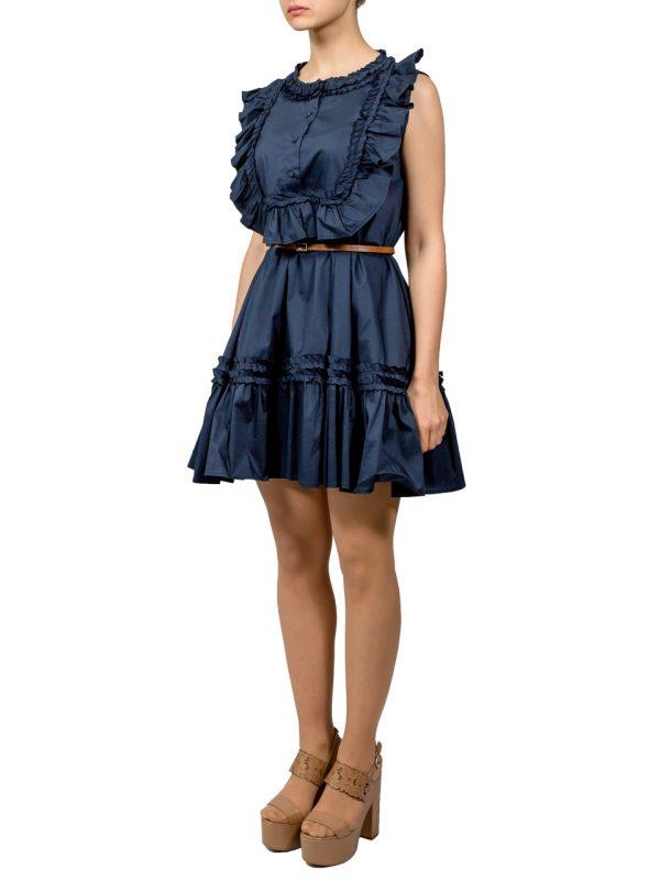 Платье Imperial синие
