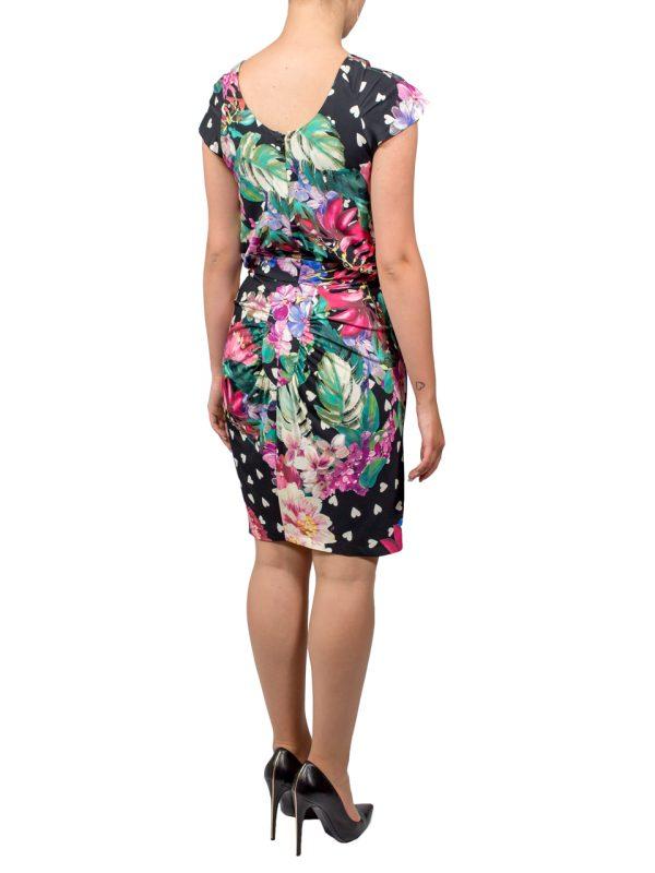 Платье VDP в цветочек